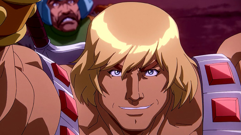 He-Man, Masters of the Universe Revelations