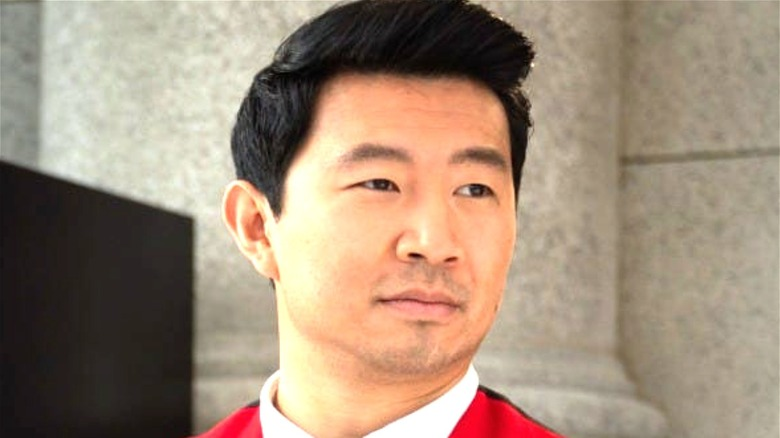 Simu Liu as Shang-Chi