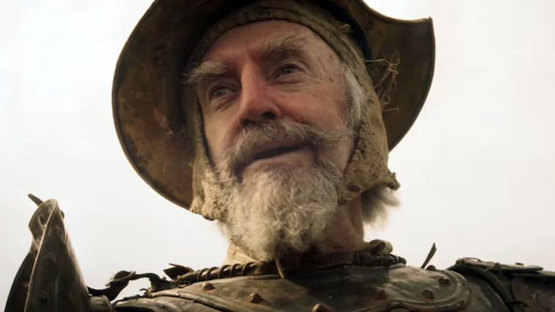 Jonathan Pryce in The Man Who Killed Don Quixote