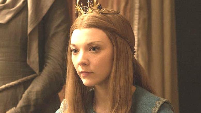 Margaery Tyrell staring