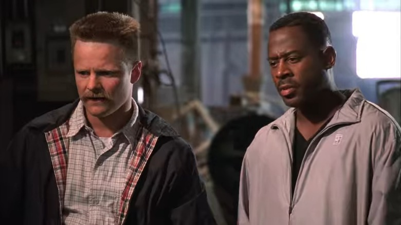 Steve Zahn as Hank and Martin Lawrence as Earl in National Security