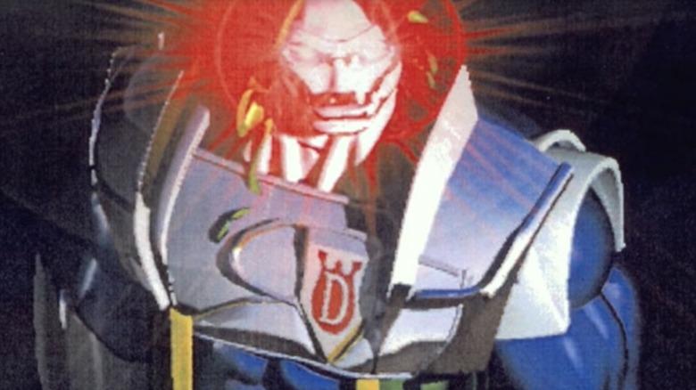 Marvel 2099: One Nation Under Doom art