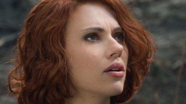 Black Widow in Age of Ultron