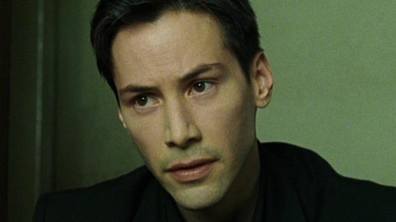 Keanu Reeves/The Matrix