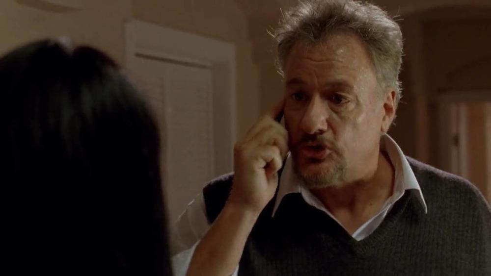 Breaking Bad Donald Margolis on the phone