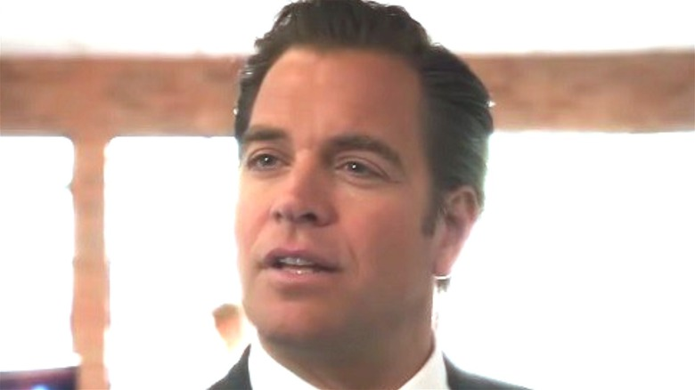 Anthony DiNozzo Smugly Lecturing