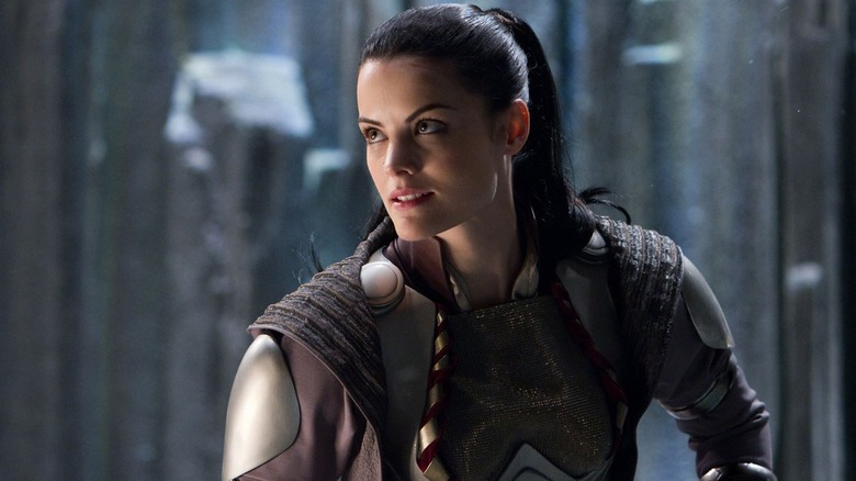Jaimie Alexander as Lady Sif in Thor