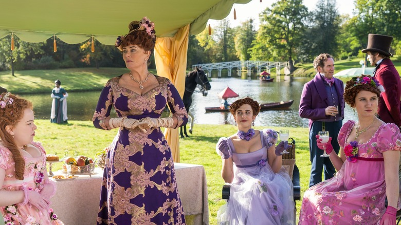 Ladies Bridgerton