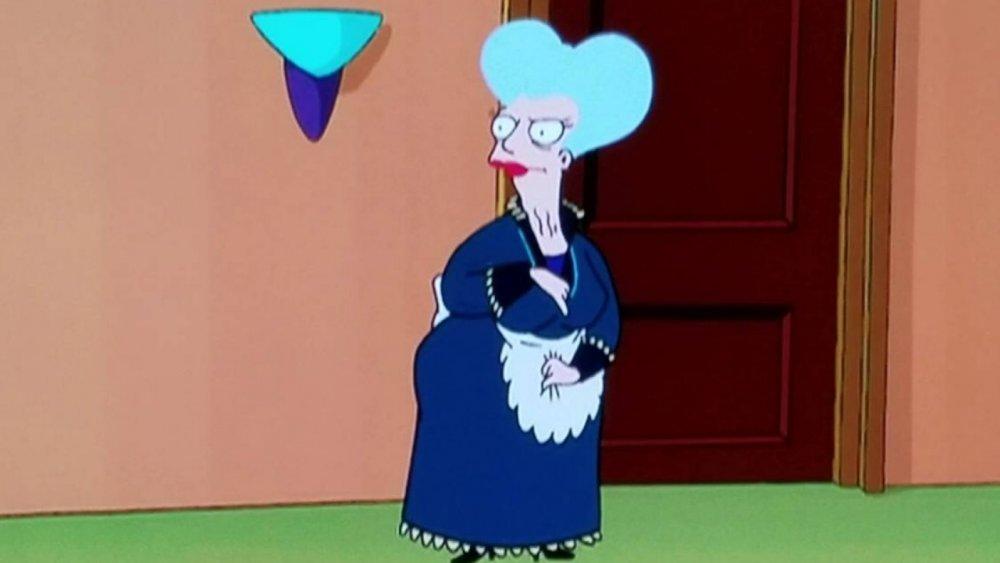 Mom from Comedy Central's Futurama