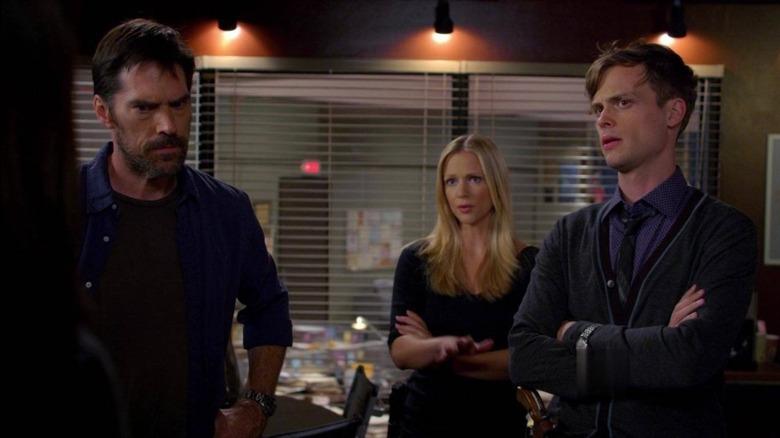 Screencap from Criminal Minds