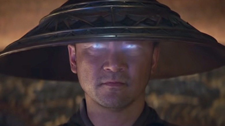 Lord Raiden from Mortal Kombat 2021