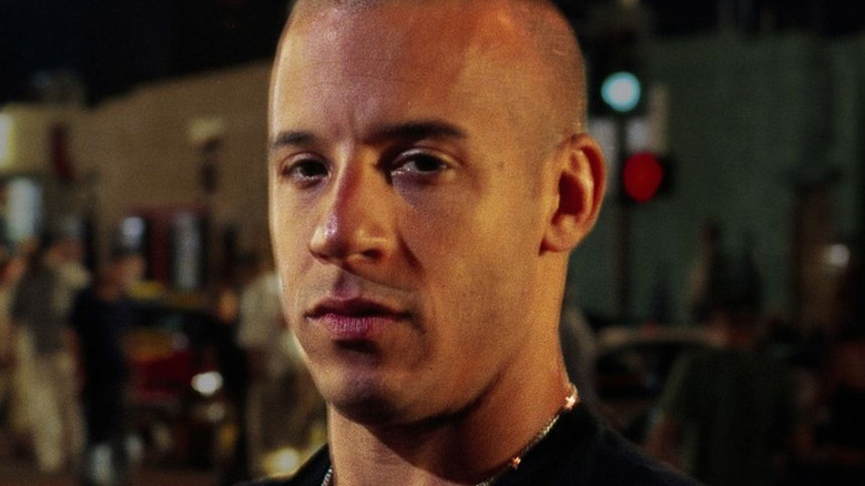 Vin Diesel as Dom Toretto in Fast & Furious 6