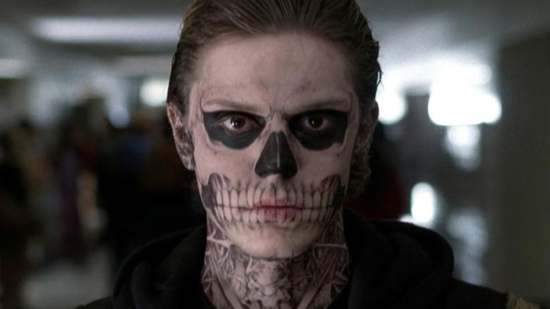 Evan Peters in AHS: Murder House