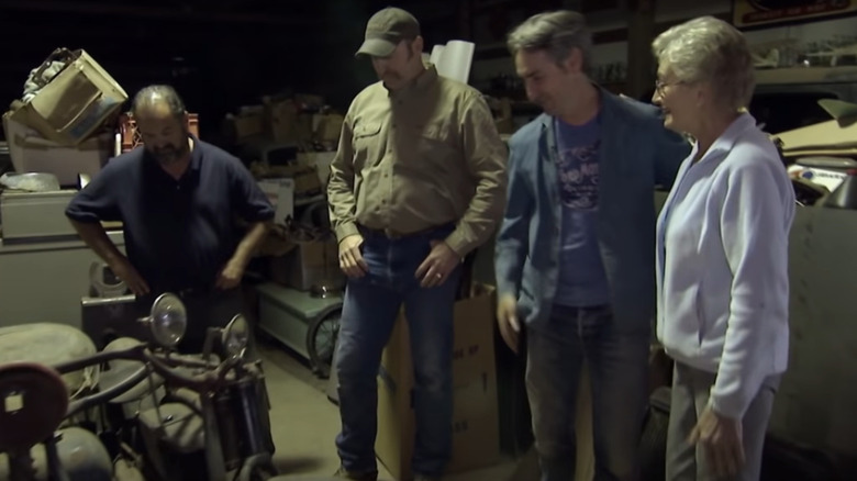 The Most Expensive Find On American Pickers