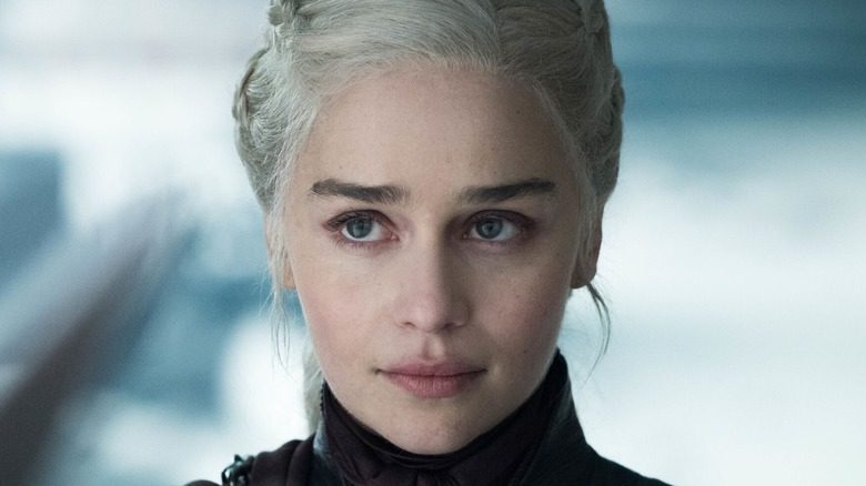 Game of Thrones Daenerys in close-up
