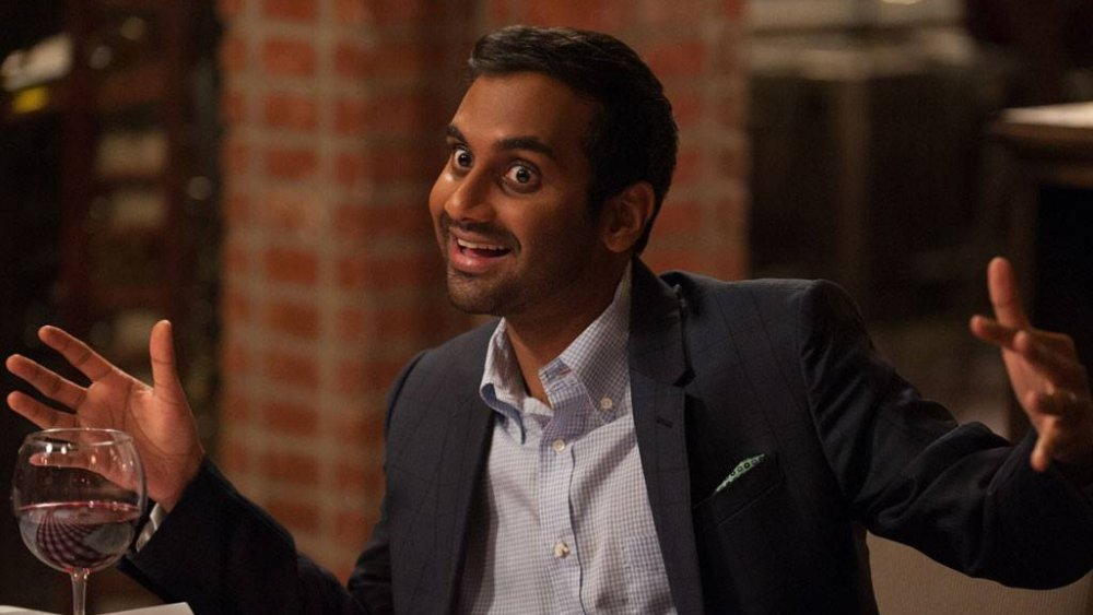 Aziz Ansari as Tom Haverford on Parks and Recreation