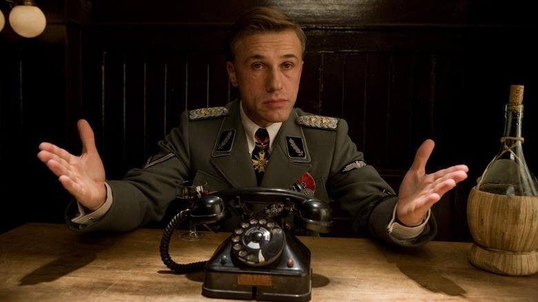 Hans Landa telephone