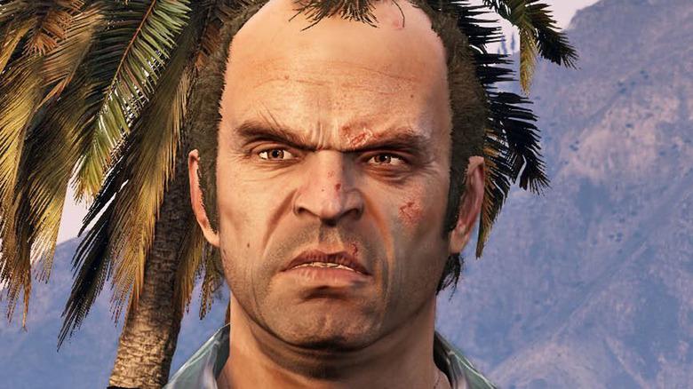 GTA 5 angry Trevor