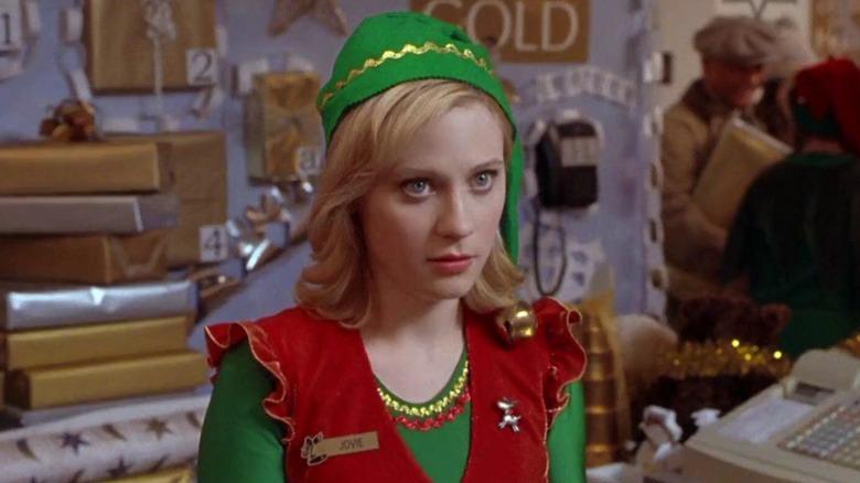 Zooey Deschanel as Jovie in Elf