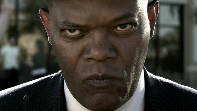 Samuel L. Jackson in Meeting Evil