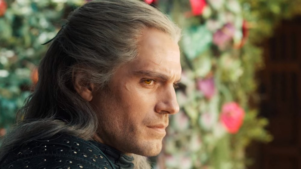 Geralt Close Up