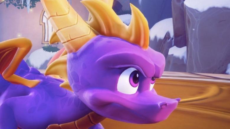 Spyro promo