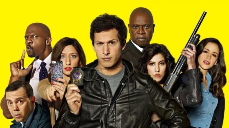 Brooklyn Nine Nine S7 cast