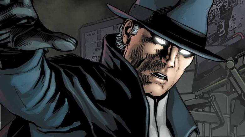 The Phantom Stranger, powerful DC hero