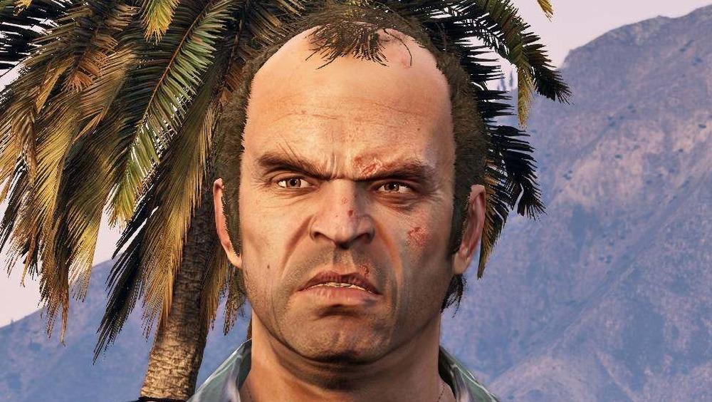 Grand Theft Auto 5 Trevor