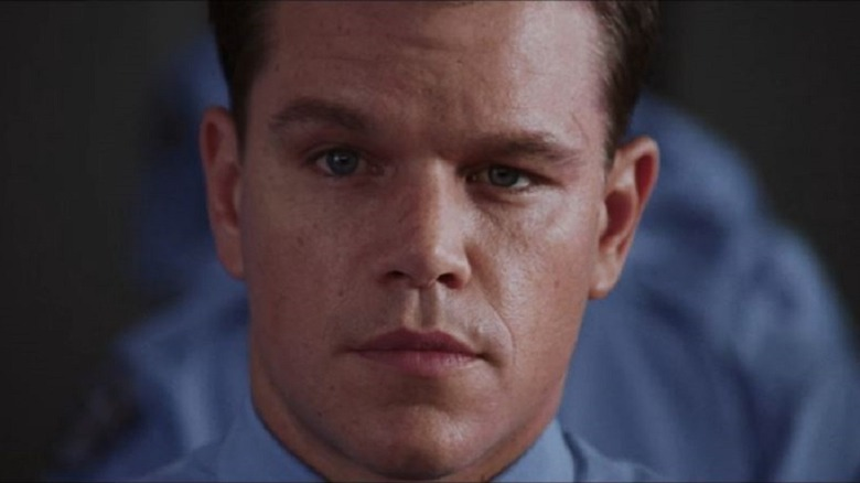 Matt Damon in The Departed