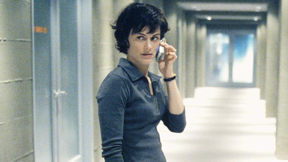 Sarah Clarke as Nina Myers on 24