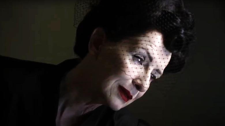 Francis Conway as Shachath in American Horror Story: Asylum