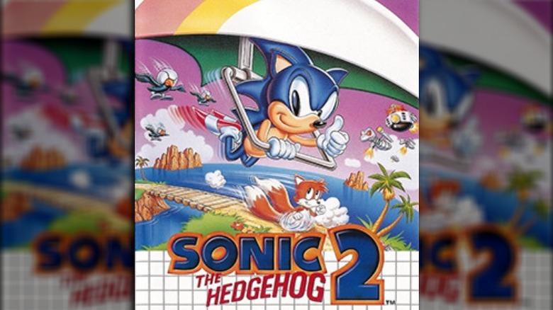 Sonic 2 cover art