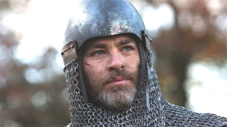 Outlaw King's Robert the Bruce