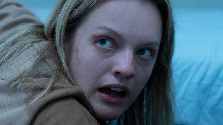 The Invisible Man Elisabeth Moss