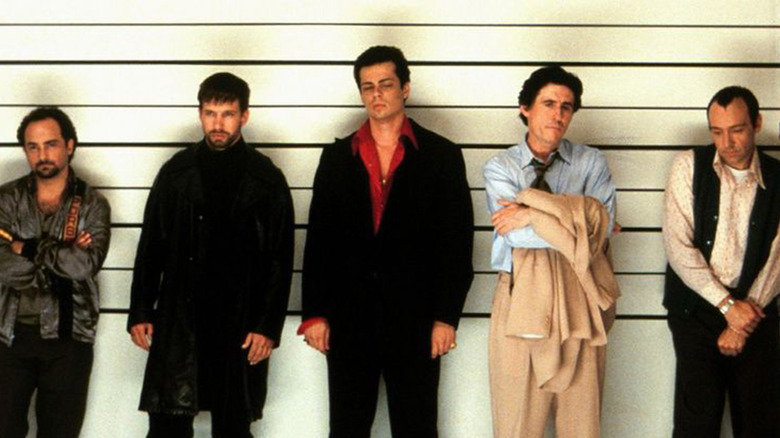 usual suspects lineup scene