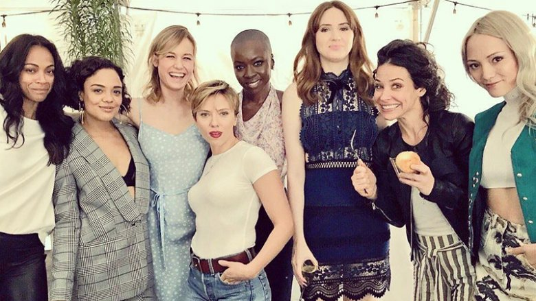 Women of the MCU