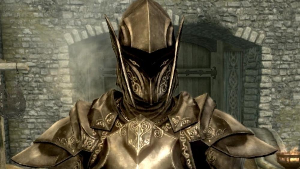 Skyrim Ebony Warrior