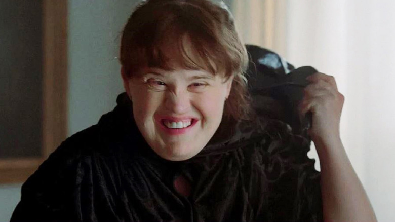 Jamie Brewer in American Horror Story: Coven