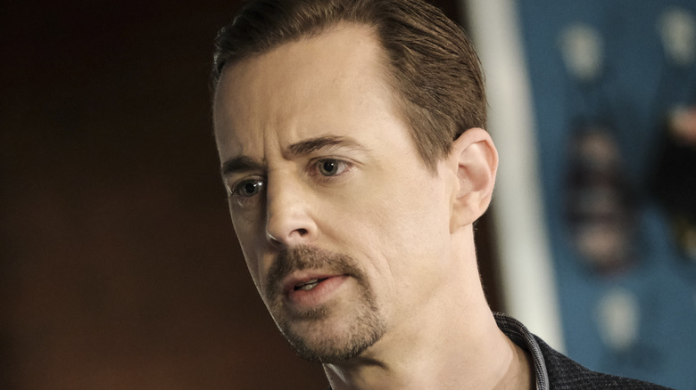 Special Agent Timothy McGee speaking