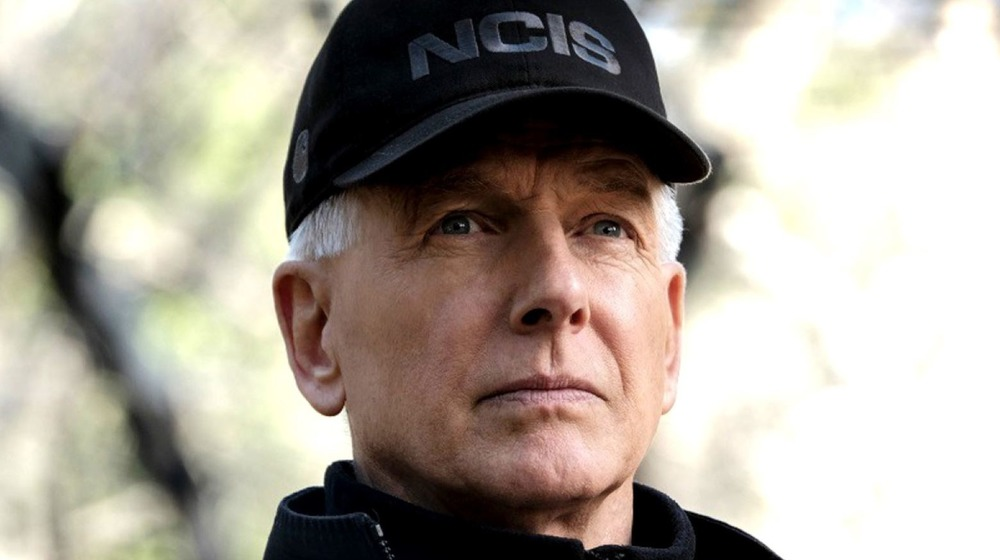 Agent Leroy Jethro Gibbs (Mark Harmon)