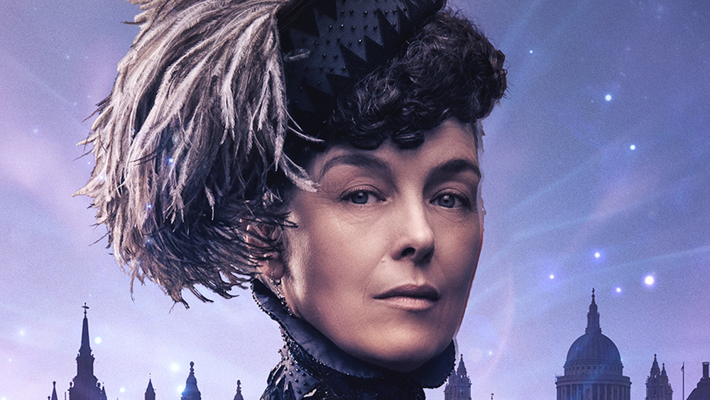 The Nevers actor Olivia Williams