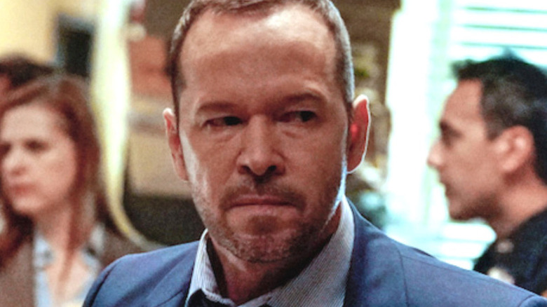 Donnie Wahlberg in the Blue Bloods