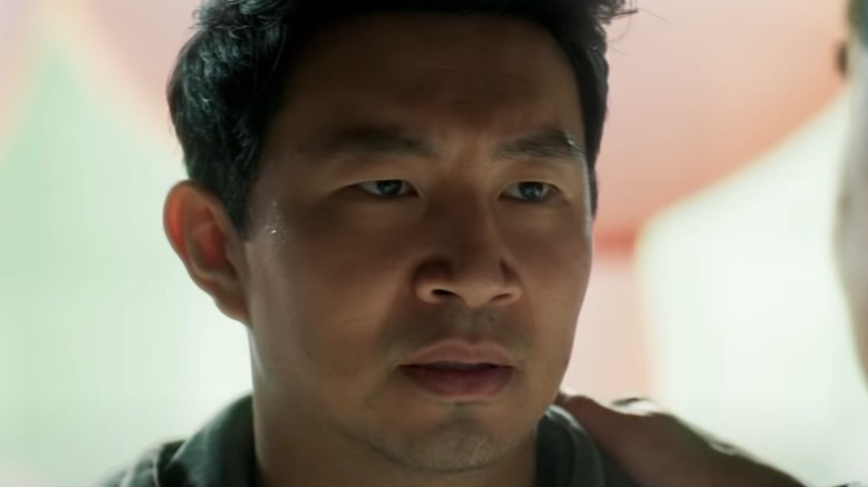 Shang-Chi concerned face
