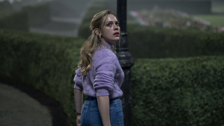 Victoria Pedretti as Dani on The Haunting of Bly Manor