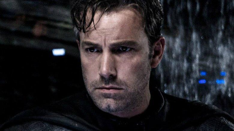 Ben Affleck as Bruce Wayne in Batman v Superman Dawn of Justice