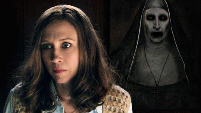 The Conjuring The Nun