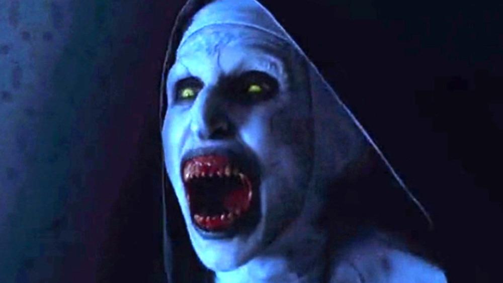 Demon Nun Conjuring 2 Snarl