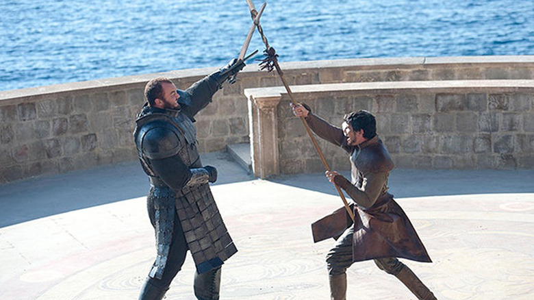 The Oberyn Martell Scene In Game Of Thrones That Went Too Far