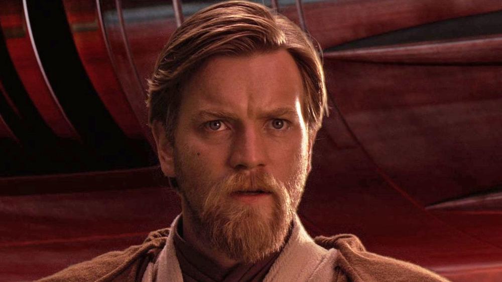 Ewan McGregor as Obi-Wan Kenobi in the Star Wars prequels